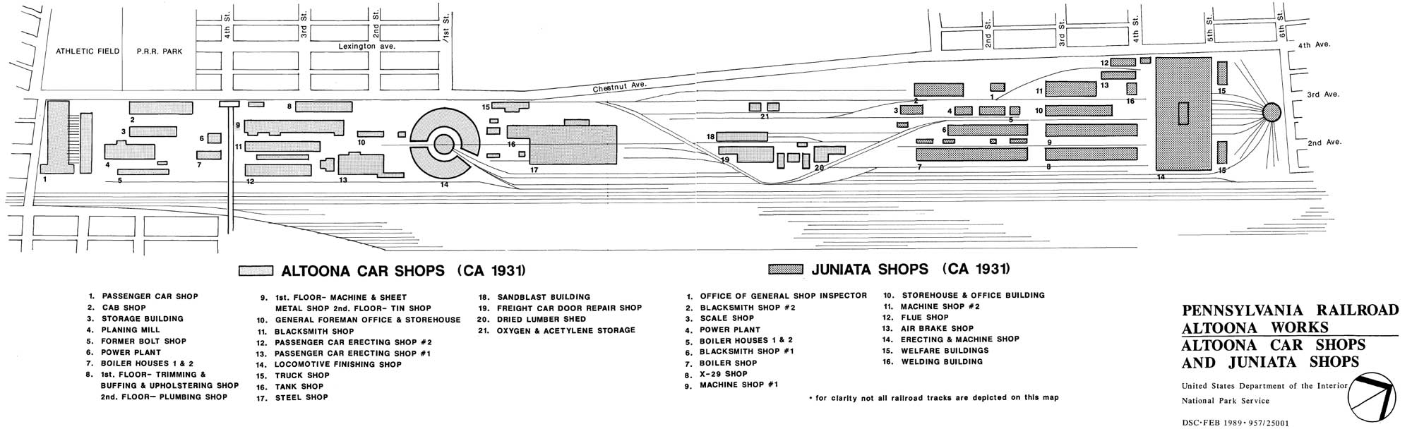 Car Door Diagram Here We Have A Much More Update View Of The Altoona Shop Now Union Tank Co And Juniata